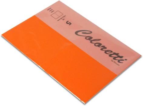 Karte A6 225G Hd Plano 5Er Pack Coloretti Apfelsine