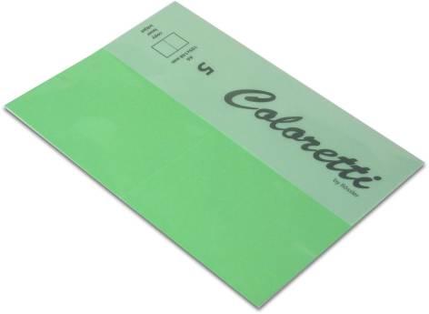 Karte A6 225G Hd Plano 5Er Pack Coloretti Hellgrün
