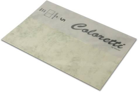Karte B6 225G Hd Plano 5Er Pack Coloretti Chamois Marmora