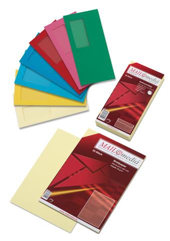 MAILmedia Multifunktionspapier, DIN A4, 80 g/qm, dunkelblau