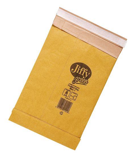 MAILmedia Jiffy Papierpolsterversandtasche, Größe: 1