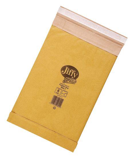 MAILmedia Jiffy Papierpolsterversandtasche, Größe: 3