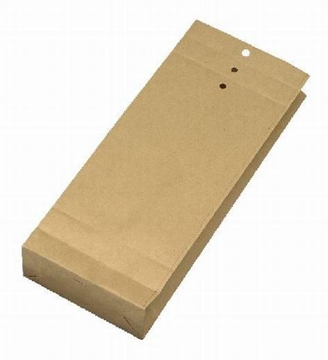 MAILmedia Musterbeutel 2x gerillt, 3x gelocht, 120 g/qm