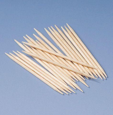 Zahnstocher Holz 67mm 150 Stück im Beutel