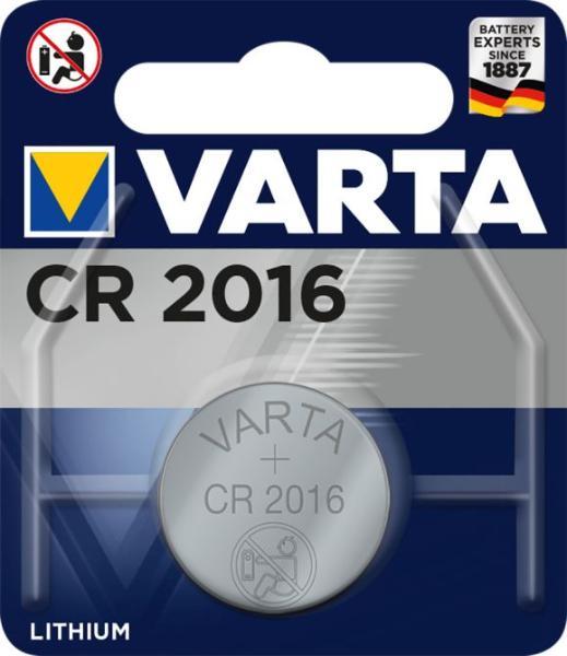 1 Varta electronic CR 2016