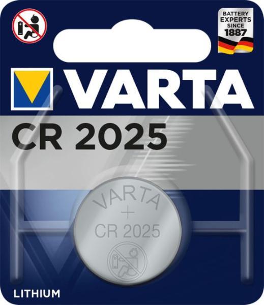 1 Varta electronic CR 2025
