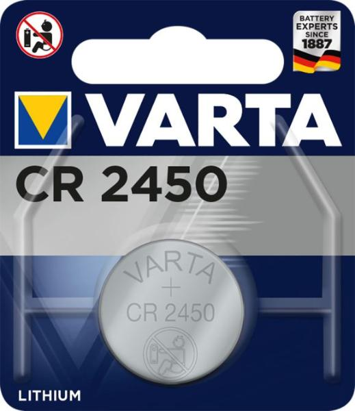 1 Varta electronic CR 2450