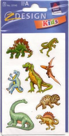 AVERY Zweckform Z-Design Kids Sticker Dinos