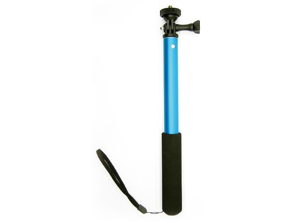 ZUBEHÖR Easypix X-Tender Selfie Stick (blau)