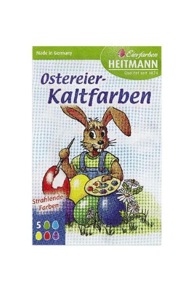 KNORR prandell Ostereier-Färbetabletten, kaltlöslich