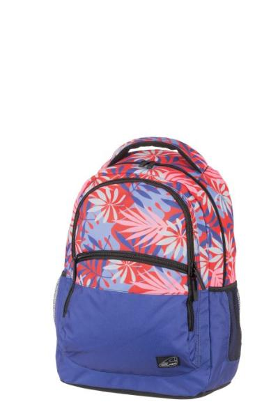 Rucksack Classic red leaves