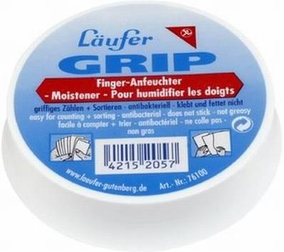 Läufer Fingeranfeuchter GRIP in Dose, Inhalt: 20 g
