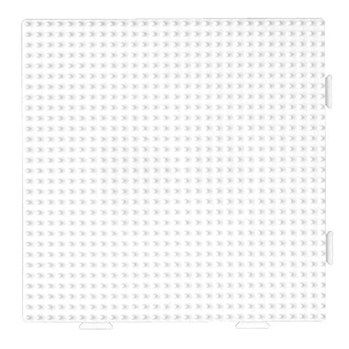 Hama Stiftplatte großes Quadrat, weiß