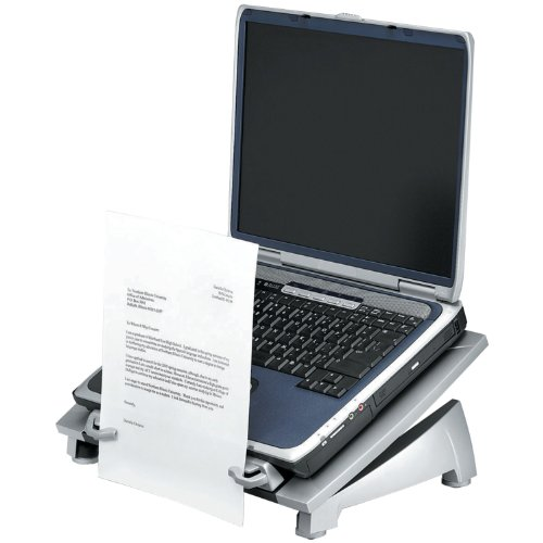 Fellowes Notebook-Ständer Plus Office Suites, silber