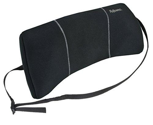 Fellowes Mobile Rückenstütze, schwarz