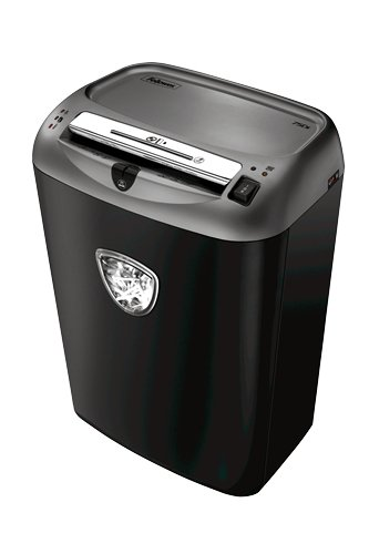 Fellowes Aktenvernichter Powershred 75Cs, Partikel