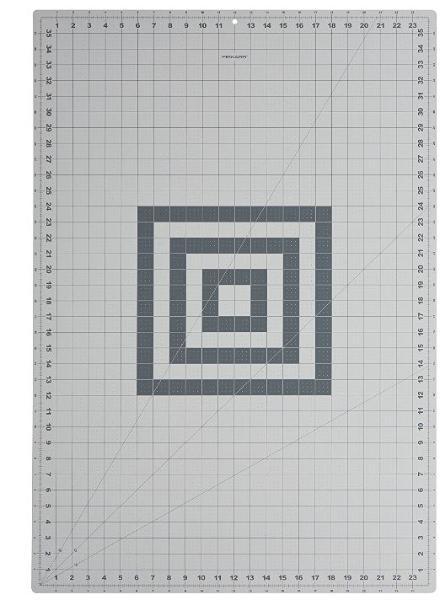 FISKARS Schneidematte, DIN A1, (B)600 x (T)910 x (H)2 mm
