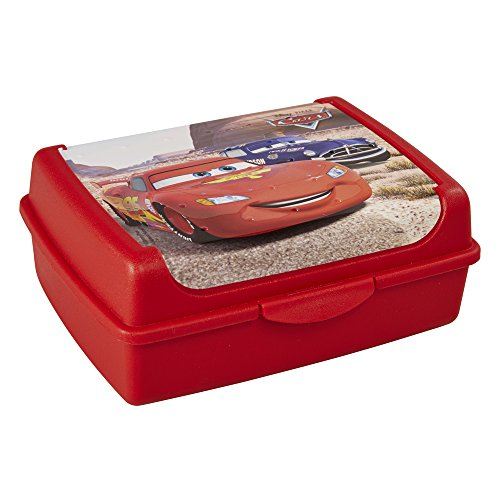 keeeper kids Brotdose olek Cars, midi, cherry-red