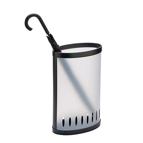 ALBA Schirmständer PMKIT, Kunststoff, oval