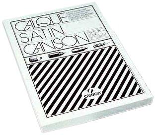 CANSON Zeichenpapier, 500 x 650 mm, hochtransparent