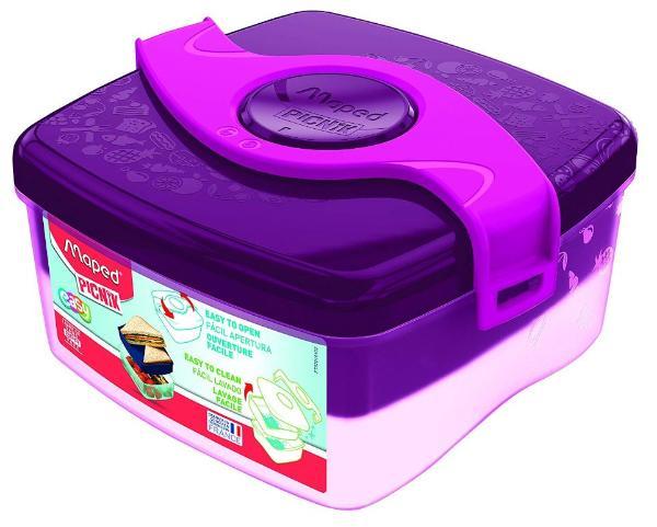 Maped PICNIK Brotdose ORIGINS LUNCH-BOX, pink