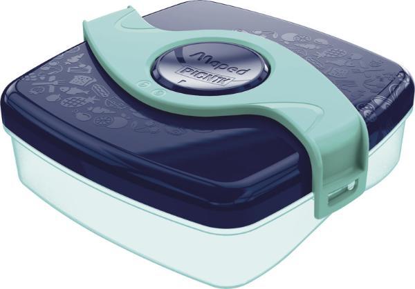 Maped PICNIK Brotdose ORIGINS LUNCH-BOX, 0,52 l, blau/tü...