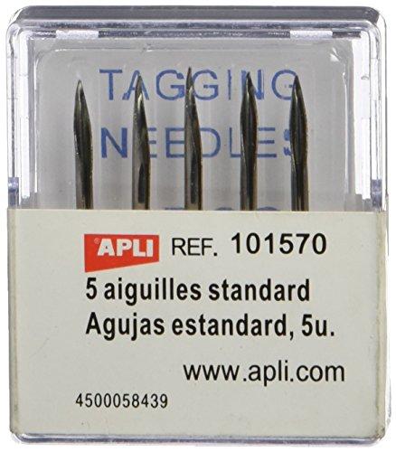 agipa Ersatznadel für Anschießpistole, silber