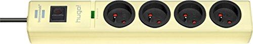 brennenstuhl Überspannungsschutz-Steckdosenleiste hugo!