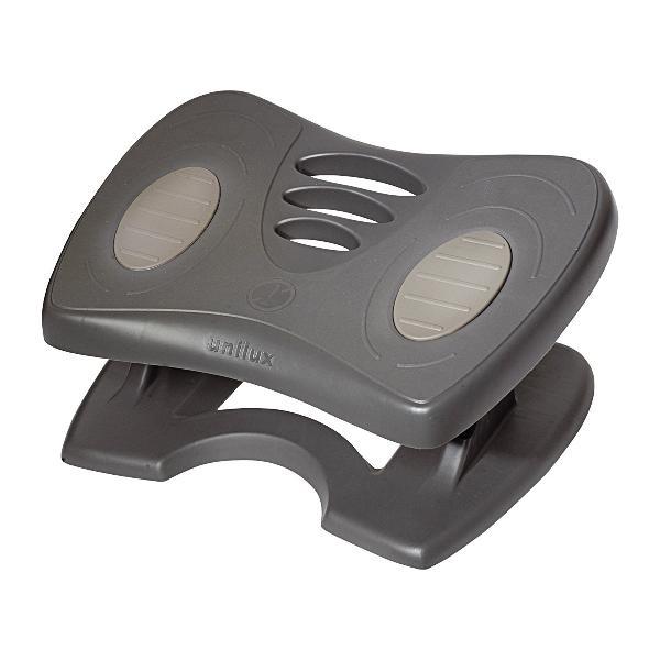 unilux Fußstütze NYMPHEA, ergonomisch, höhenverstellbar