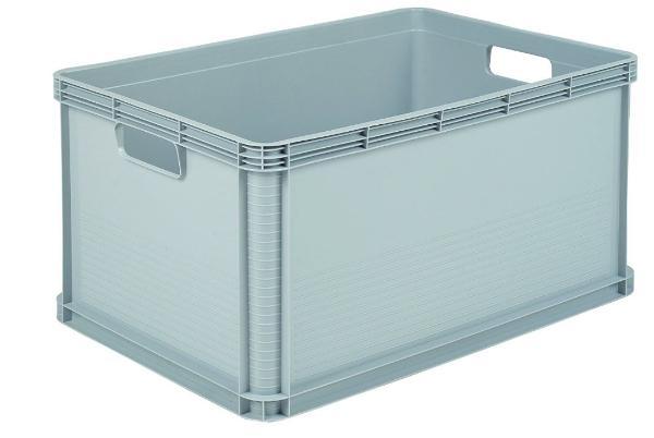 keeeper Aufbewahrungsbox robert, 64 Liter, lichtgrau