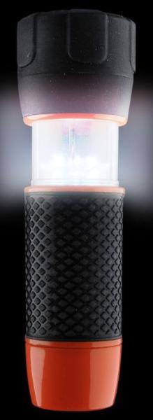 Taschenlampe Kombi 11,3cm zum Ausziehen für Laternenfunk...