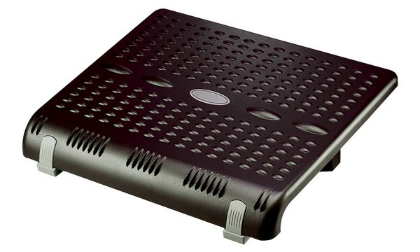 MAUL Fußstütze Standard, höhenverstellbar, Kunststoff