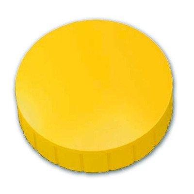 MAUL Haftmagnet MAULsolid, Haftkraft: 0,3 kg, gelb