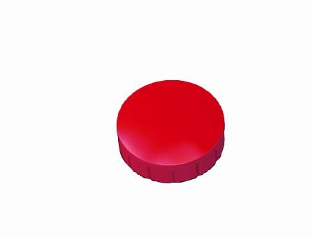 MAUL Haftmagnet MAULsolid, Haftkraft: 0,3 kg, rot