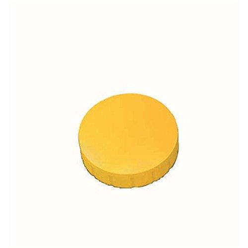 MAUL Haftmagnet MAULsolid, Haftkraft: 0,6 kg, gelb