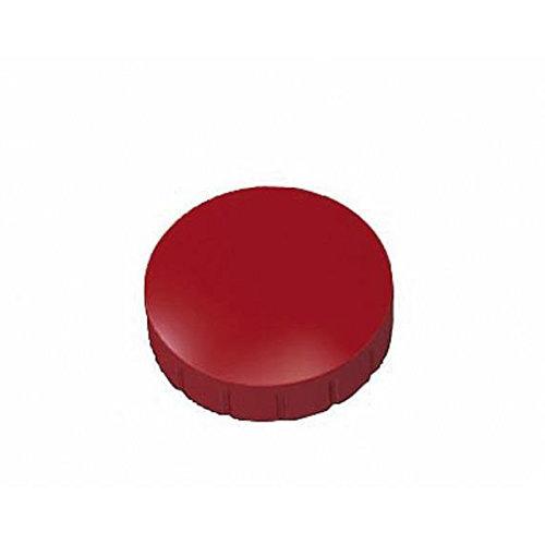 MAUL Haftmagnet MAULsolid, Haftkraft: 0,6 kg, rot