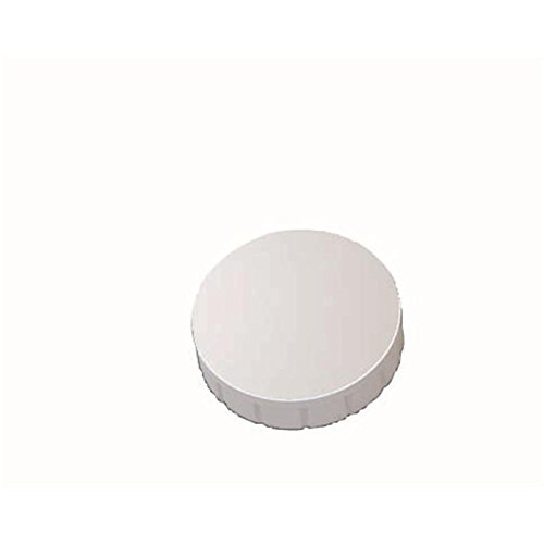 MAUL Haftmagnet MAULsolid, Haftkraft: 0,6 kg, weiß