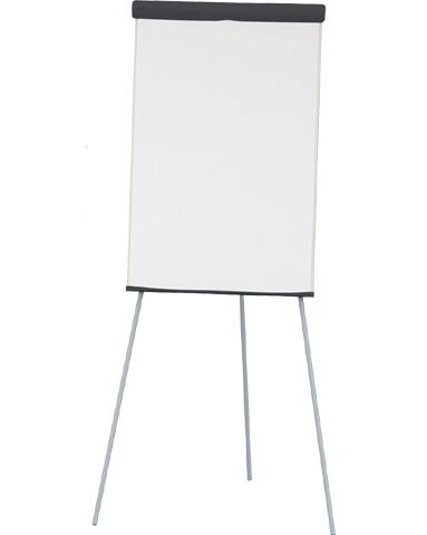 MAUL Flipchart standard melamin, Tafel: (B)660 x (H)970 mm