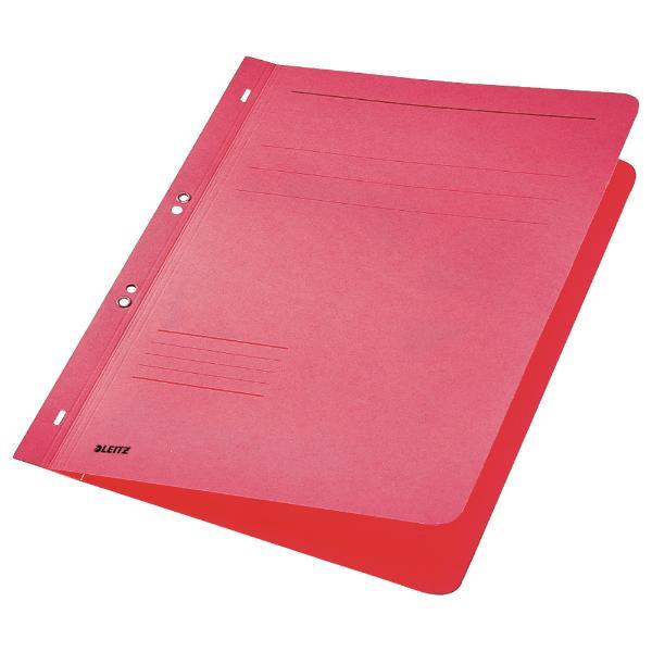 Ösen-Hefter A4 Rot  3742 1/1 Vorderdeckel Leitz