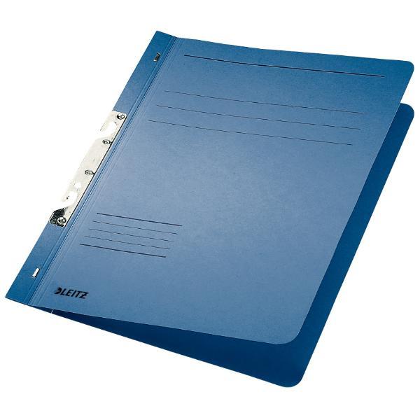 Schlitzhefter 1/1-Vord.deck.blau