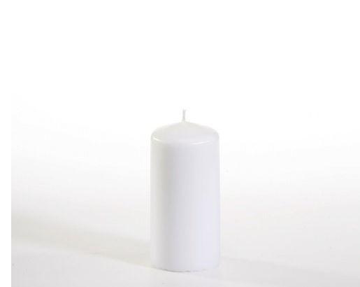 PAPSTAR Stumpenkerze, Durchmesser: 50 mm, weiß