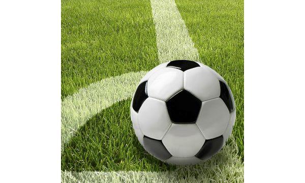 PAPSTAR Motivservietten Football, 330 x 330 mm