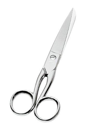WEDO Metallschere, spitz, für Rechtshänder, Länge: 153 mm
