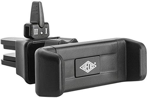 #6xSmartphone-Halter Clip-it schwarz