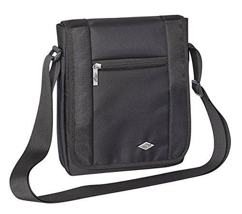 WEDO Tablet-Tasche Business Messenger Bag, schwarz