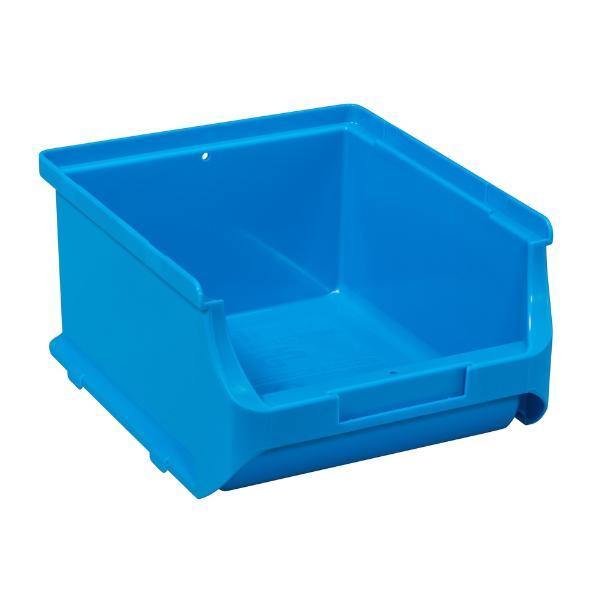 allit Sichtlagerkasten ProfiPlus Box 2B, aus PP, blau
