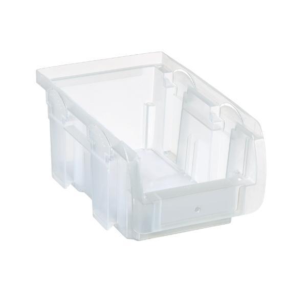 allit Sichtlagerkasten ProfiPlus Compact 2, transparent