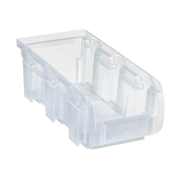 allit Sichtlagerkasten ProfiPlus Compact 2L, transparent