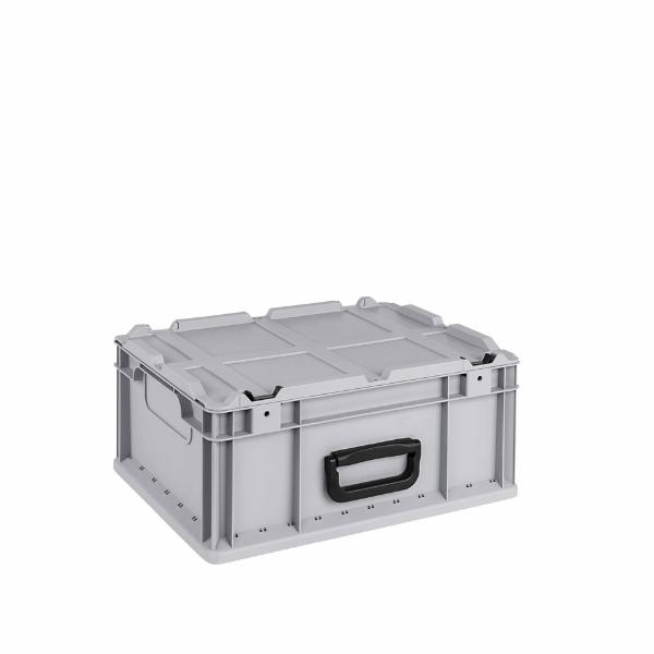 allit Aufbewahrungsbox ProfiPlus EuroCarry 417, grau