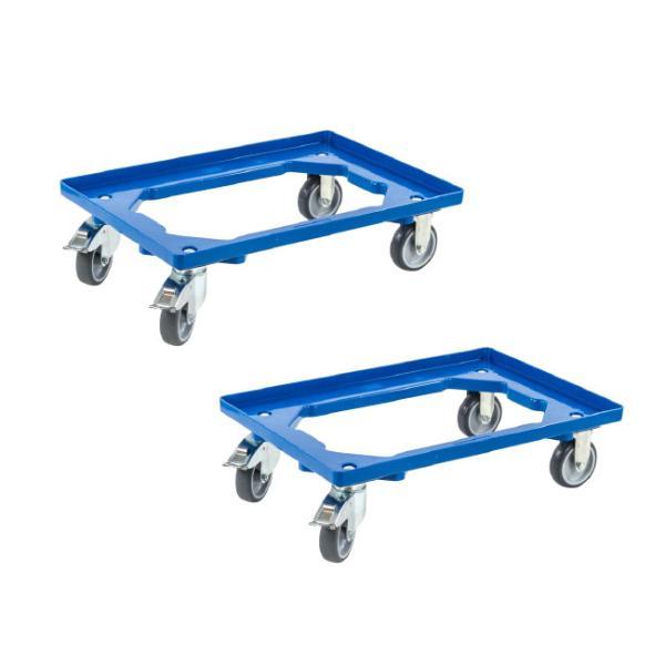 allit Transportroller ProfiPlus EuroRoll OB 600, blau